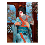 Geisha Postal
