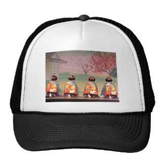 Geisha Row Trucker Hat
