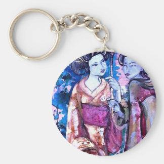 Geisha- SERIES Key Chain
