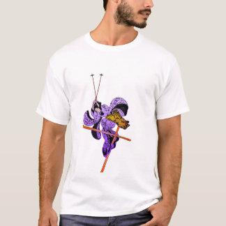 Geisha Skier T-Shirt