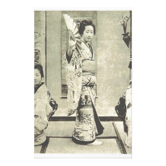 Geisha Stationery