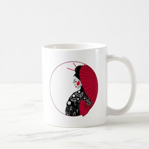 Geisha Taza Clásica