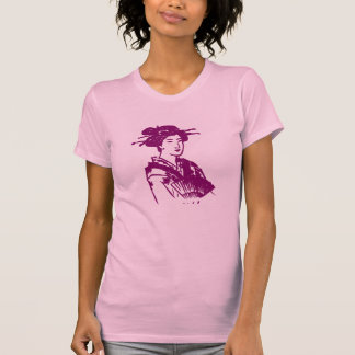 Geisha Tee Shirts