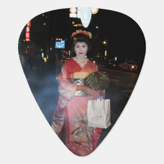 Geisha Tokio nea de Asakusa Plectro