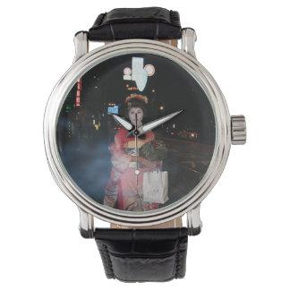 Geisha Tokio nea de Asakusa Reloj De Mano