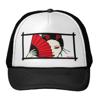 Geisha Trucker Hat