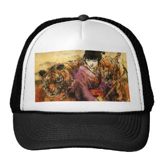 Geisha Trucker Hats