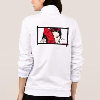 Geisha Printed Jacket