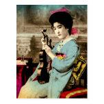 geisha, vintage, old japan, japanese, 芸者,