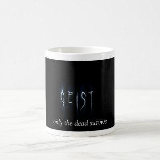GEIST Coffee Mug with Tagline