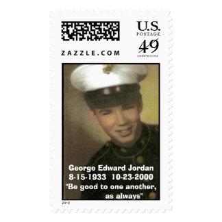 "GEJ, George Edward Jordan8-15-1933 10-23-2000""… Envio"