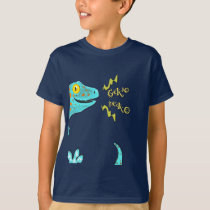 """Gekko gecko""  Cute Calling Tokay Gecko T-Shirt"