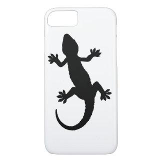 gekko silhouette iPhone 7 case
