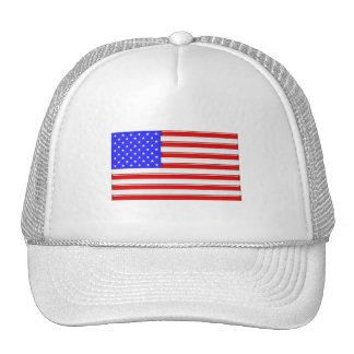 gel america flag trucker hat