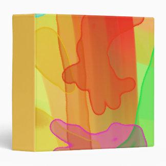 """Gel de extensión en colores brillantes carpeta 1 1/2"""""""