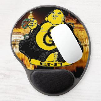 Gel de oro Mousepad de Goonz Alfombrilla Con Gel