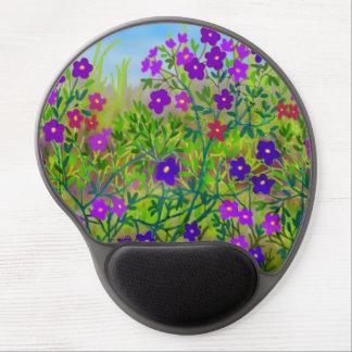 Gel del Mid West Mousepad de los Wildflowers del p Alfombrilla Gel