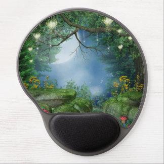 Gel encantado Mousepad de la noche de verano Alfombrilla De Raton Con Gel