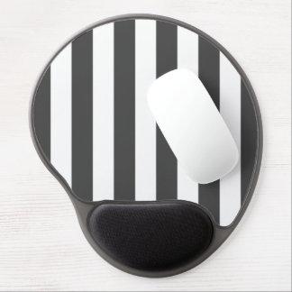 Gel ergonómico Mousepad de la ayuda de muñeca de Alfombrilla De Raton Con Gel