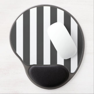 Gel ergonómico Mousepad de la ayuda de muñeca de Alfombrilla De Ratón Con Gel