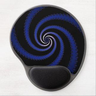 Gel espiral Mousepad Alfombrillas De Raton Con Gel