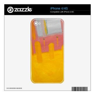Gel Fine Art Printed Iphone Skin Skin For The iPhone 4S