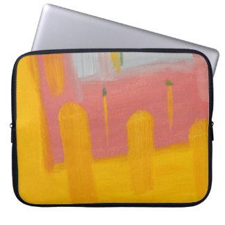 Gel Fine Art Printed Laptop Case Laptop Computer Sleeve