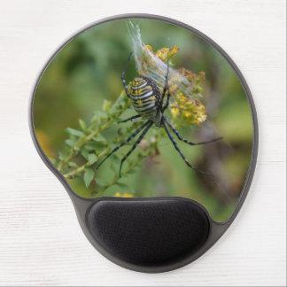Gel grande Mousepad de la araña Alfombrilla De Ratón Con Gel