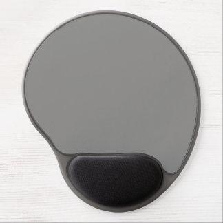 Gel gris en colores pastel Mousepad Alfombrillas De Raton Con Gel