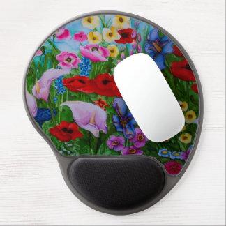 Gel Mousepad - acuarela por los arroyos de Kim Alfombrilla De Raton Con Gel