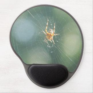 Gel Mousepad - araña en el Web Alfombrillas Con Gel