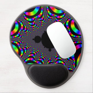 Gel Mousepad con el fractal de Mandelbrot Alfombrilla Gel