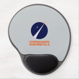 Gel Mousepad con el logotipo de Copenhague Alfombrilla Gel