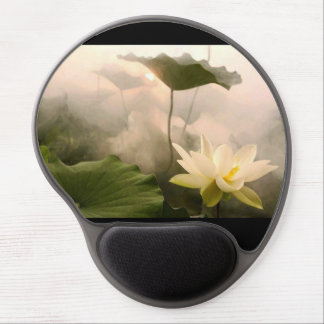Gel Mousepad con la imagen de Lotus Alfombrilla Gel