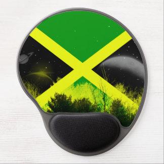 Gel Mousepad de Jamaica Alfombrilla Con Gel