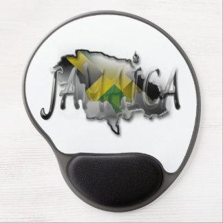 Gel Mousepad de Jamaica Alfombrilla De Ratón Con Gel