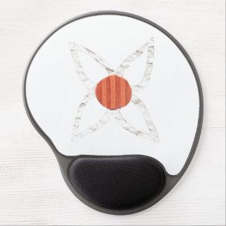 Gel Mousepad de la cadena de margaritas Alfombrilla Gel