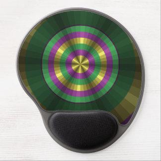 Gel Mousepad de la ilusión del carnaval Alfombrilla De Ratón Con Gel