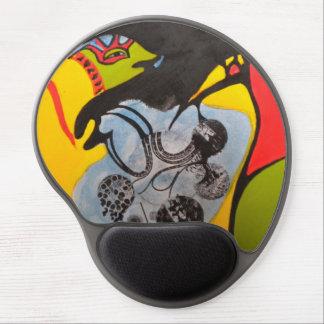 Gel Mousepad de las criaturas de Sxisma Alfombrillas Con Gel