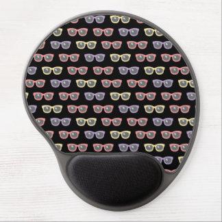 Gel Mousepad de las gafas de sol Alfombrillas Con Gel