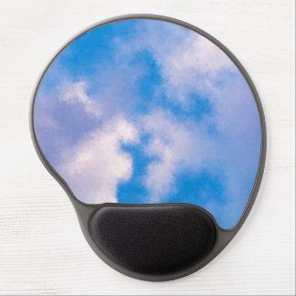 Gel Mousepad de las nubes Alfombrilla De Ratón Con Gel