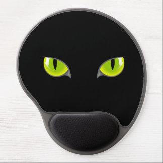 Gel Mousepad de los ojos de gato Alfombrilla De Raton Con Gel
