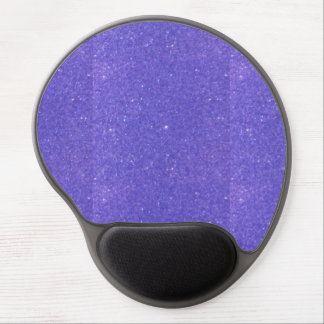 Gel Mousepad Decorate purple goodluck energy 07