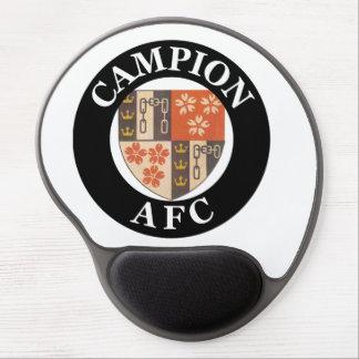 Gel Mousepad del AFC de la coronaria Alfombrilla De Ratón Con Gel