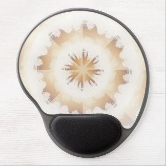 Gel Mousepad del caleidoscopio de la naturaleza de Alfombrilla De Raton Con Gel
