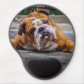 Gel Mousepad del dogo Alfombrilla Gel