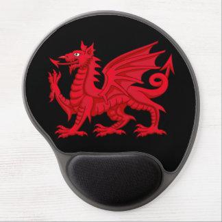 Gel Mousepad del dragón Galés Alfombrilla Gel