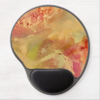 Gel Mousepad del oro de Sáhara Alfombrillas De Raton Con Gel