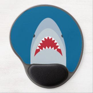 Gel Mousepad del tiburón Alfombrillas De Raton Con Gel