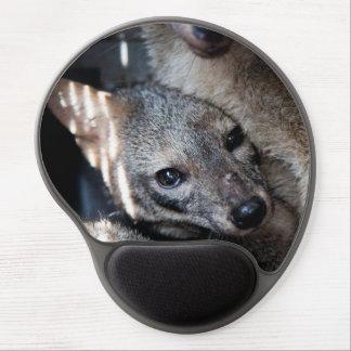 Gel Mousepad Foxes